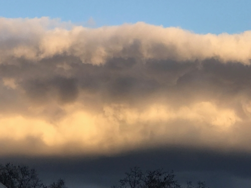Photography: Sky Photography - Cloud Wave