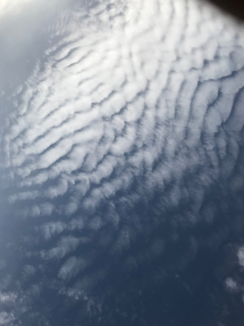 Photography: Sky Photography - Clouds at the Edge of the Earth
