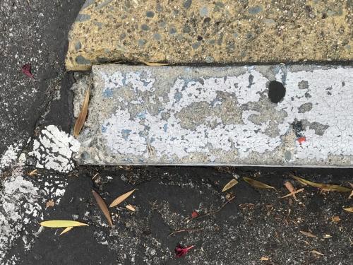 Photography: Street Photography - Broken Curb