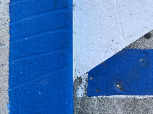 Photography: Street Photography - Collections of Geometric Shapes in Flatland