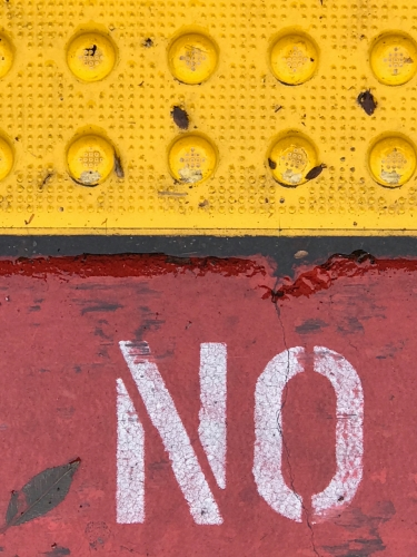 Photography: Street Photography - 'No' Can Be Hard To Hear Sometimes