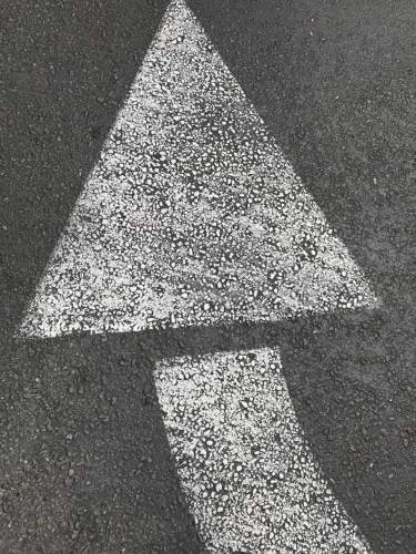 Photography: Street Photography - Equilateral Triangle Pointing The Right Way