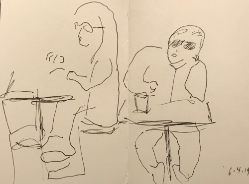 Sketch: Pen and Ink - Thinking and Doing