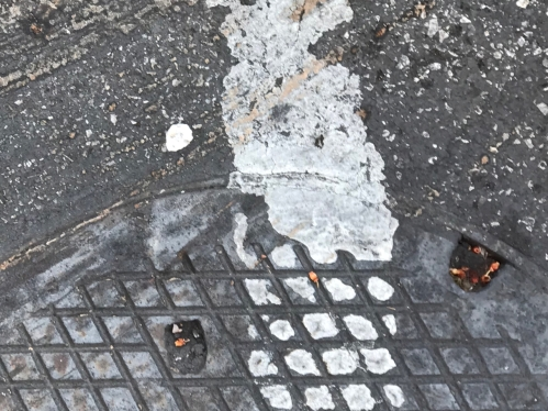 Photography: Street Photography - Storm Drain Triad