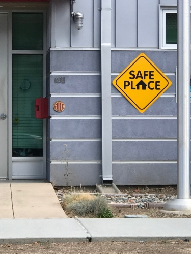 Photography: Street Photography - Safe Place