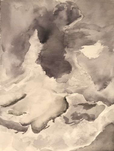 Watercolor: Clouds Final