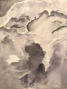Watercolor: Clouds Stage 4