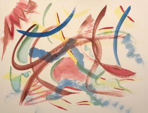 Watercolor: Abstract - Layer 2
