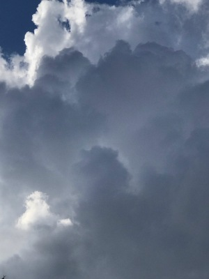 Photography: Sky Photography - Reference Photo for 1.3.20 Watercolor Clouds