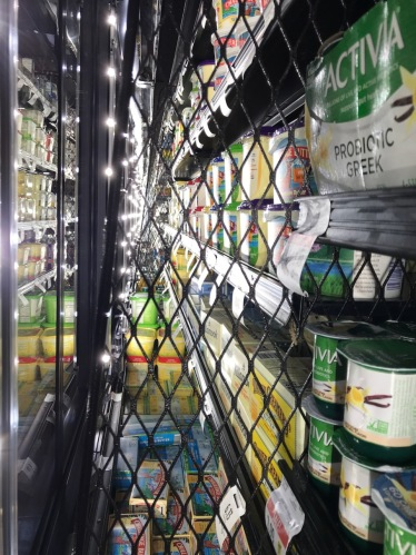 Photography: Grocery Store - Where the Yogurt Lives