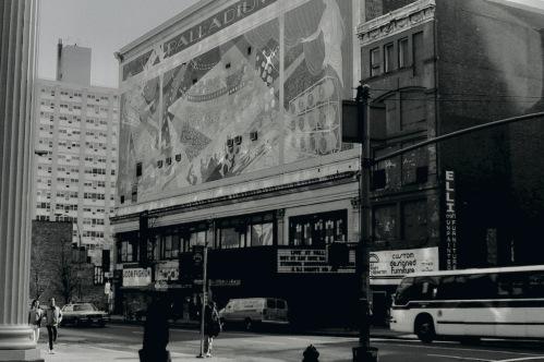 Photography: Vintage Photo: Palladium on 14th Street circa 1980s