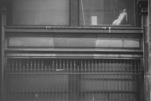 Photography: Vintage Photo: Bergdorf Goodman Window, NYC circa 1980s