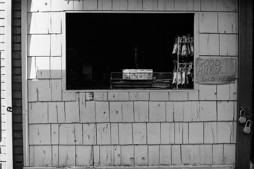 Photography: Vintage Photo: Good Humor Sold Here, Brooklyn, NY circa 1990