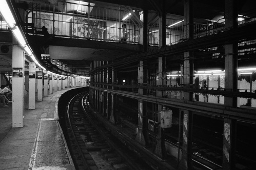 Photography: Vintage Photo: Union Square Subway Station, NYC circa 1990s