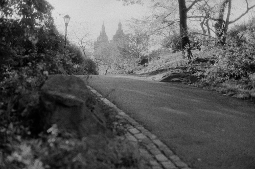 Photography: Vintage Photo: The Dakota, Central Park, NYC circa 1980s