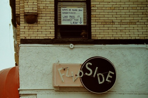Photography: Vintage Photo: Social Activism, Brooklyn, Late 1980s