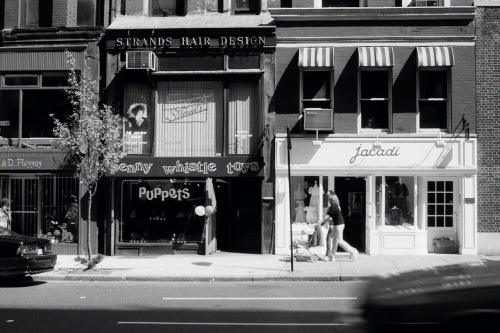 Photography: Vintage Photo: From the Strand to Strands, NYC, May, 1988 07222020