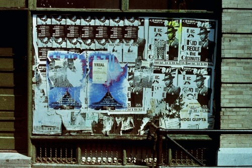Photography: Vintage Photo: Kid Creole and the Coconuts and other Posters, NYC, June 1989 08012020