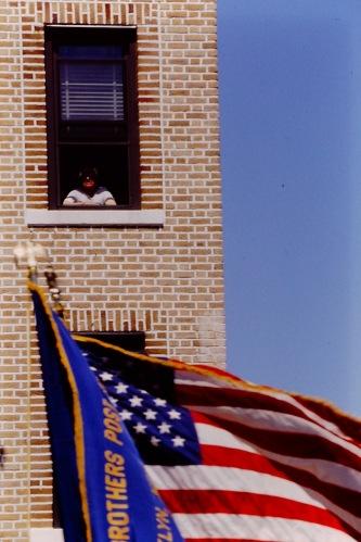 Photography: Vintage Photo: Looking at the Parade, May 1989