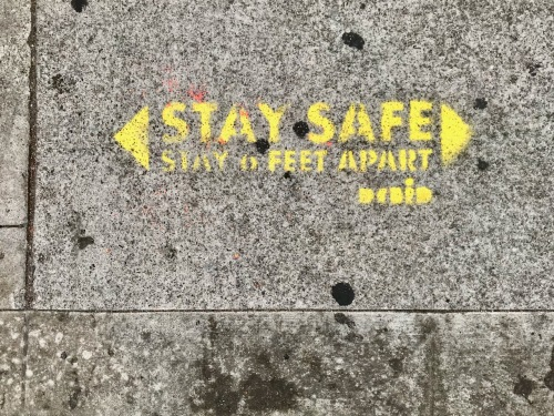 Photography: Social Distancing Series: Stay Safe