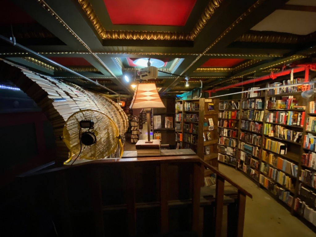 Photography: Bookstore Series: Cozy Bookstore Nook