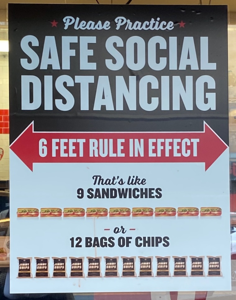 Social Distancing Series: 12 Bags of Chips Rule