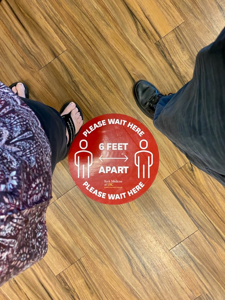 Photography: Social Distancing Series: 6 Feet Apart