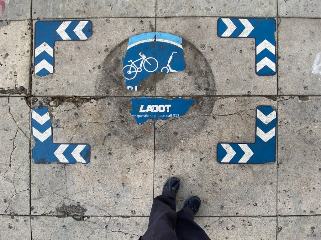 Photography: Street Photography: LAdot what? I don't understand