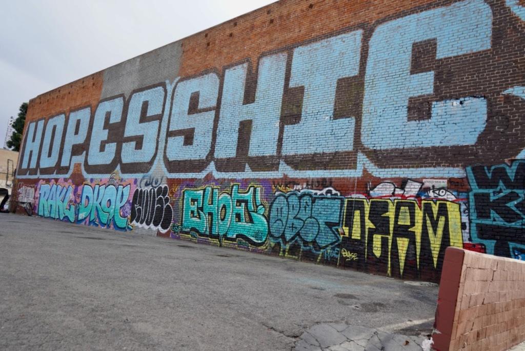 Street Photography: Big Graffiti