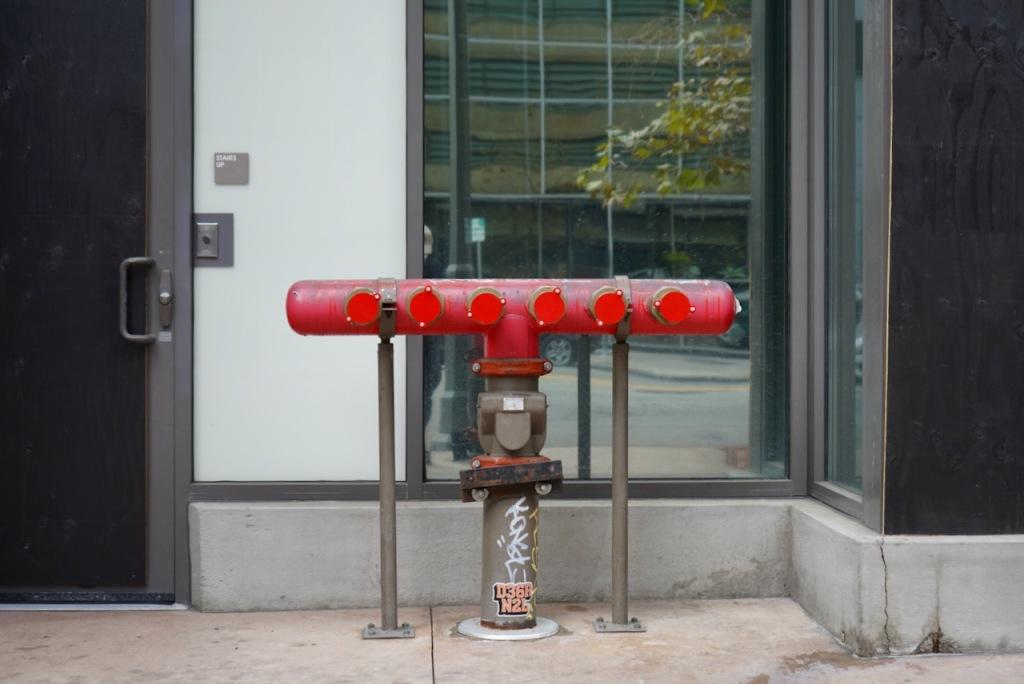 Street Photography: LA Standpipe