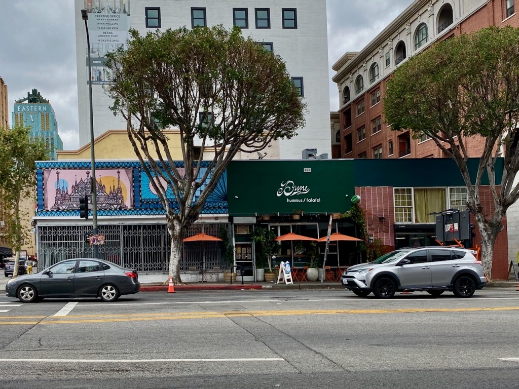 Street Photography: Across the Street (with a hint of the Eastern Building)