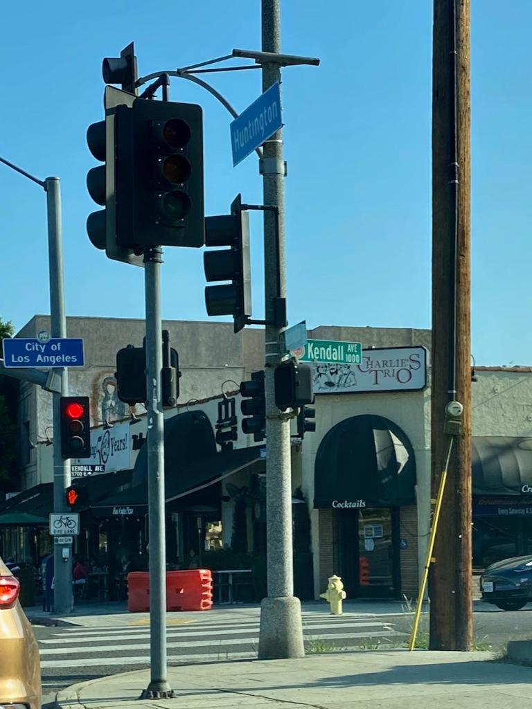 Street Photography: City of Los Angeles
