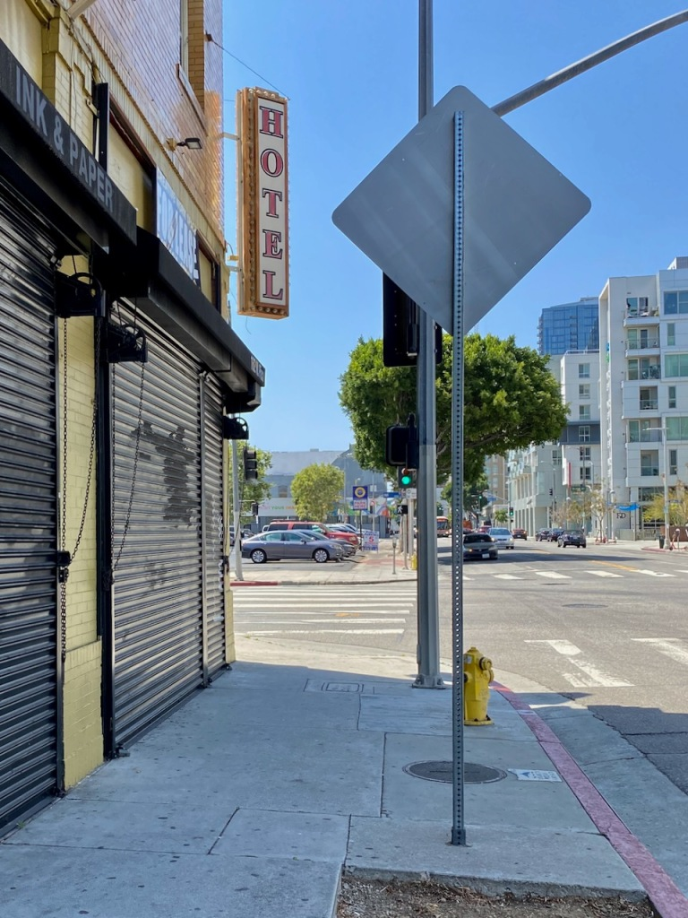 Street Photography: Corner Hotel