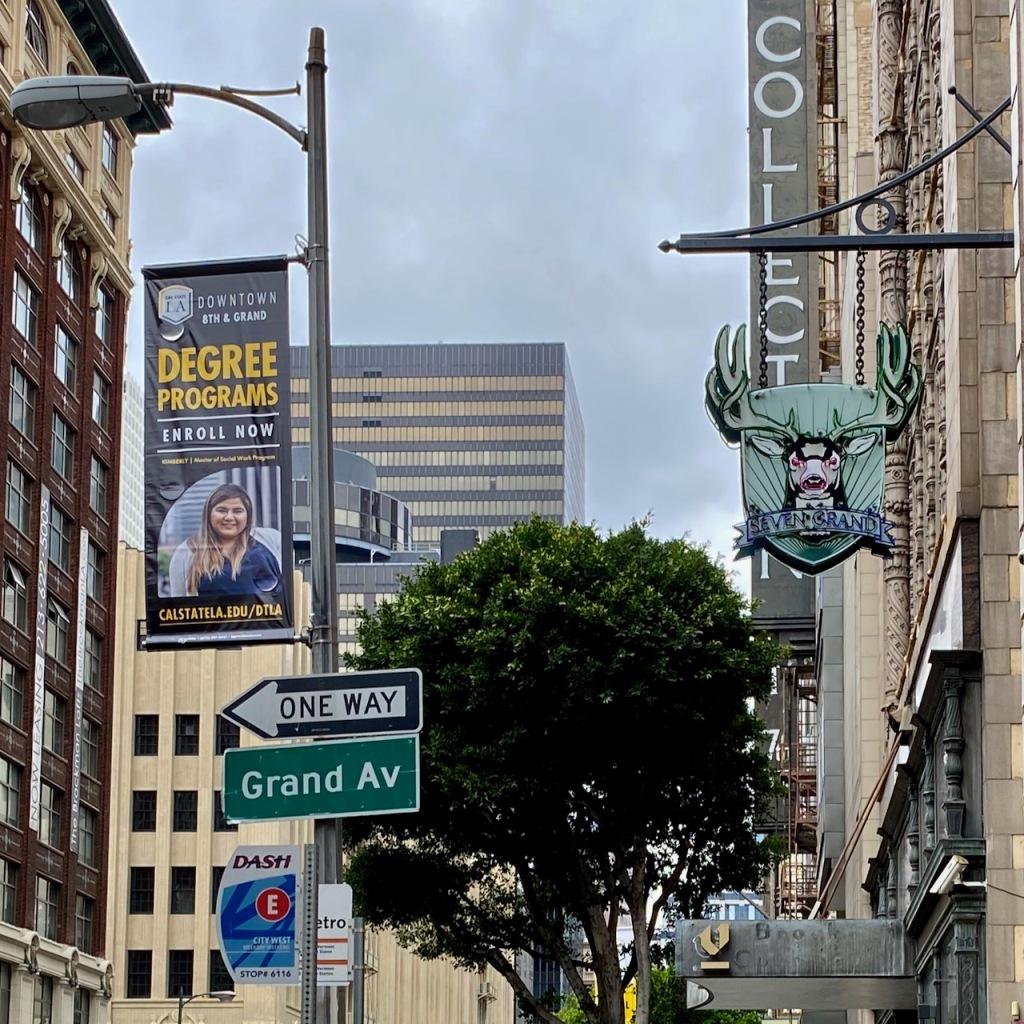 Street Photography: Grand Amalgam of Signage