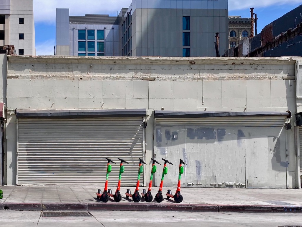 Street Photography: Ready to Scoot