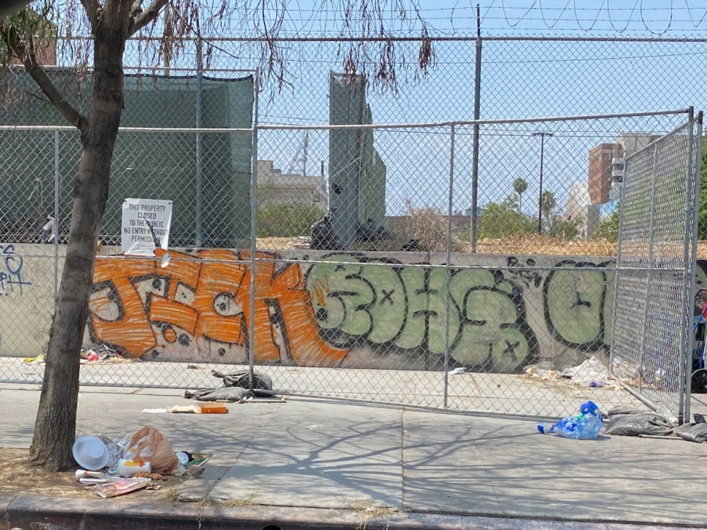 Street Photography: Graffiti Closed to the Public