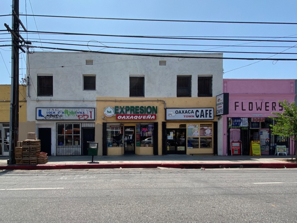 Street Photography: LA Store Fronts