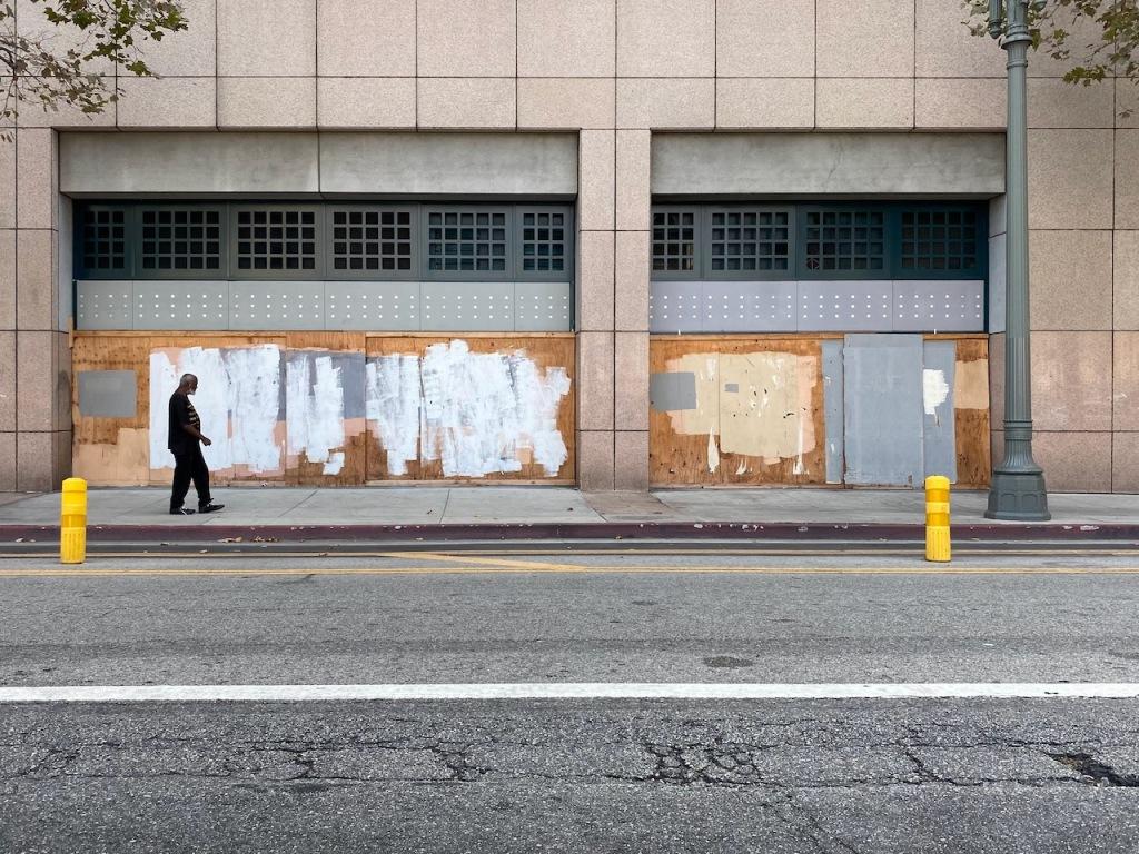 Street Photography: Leaving LA