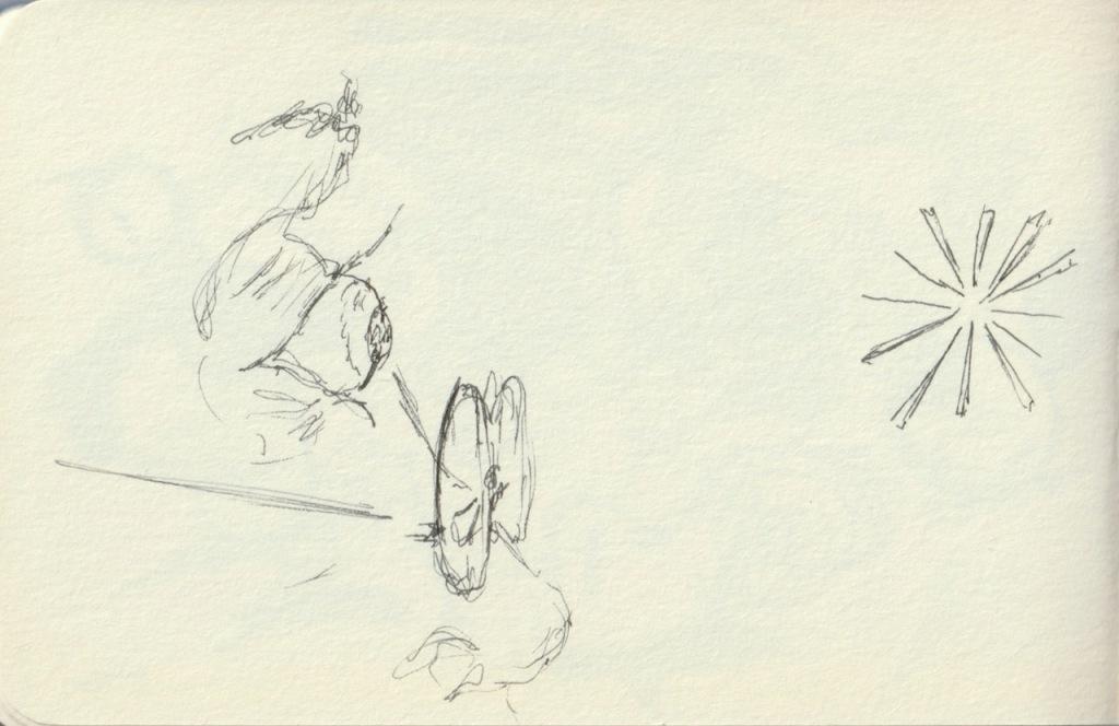 Vintage Sketch Book: Astonishment (December 2010)