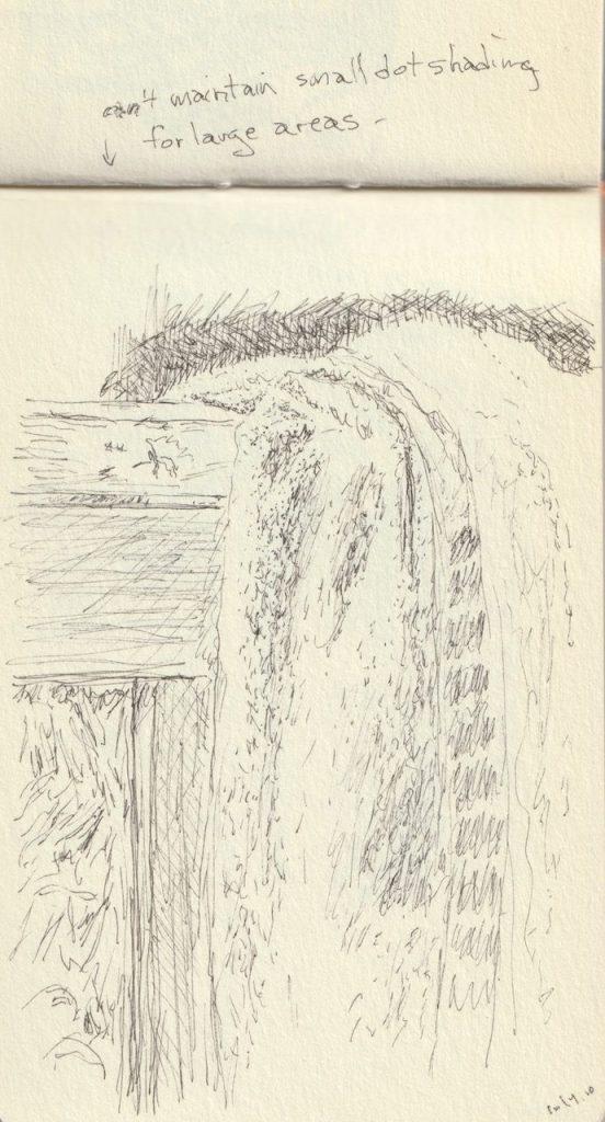 Vintage Sketch Book Series: Blanket Texture (October 2010)
