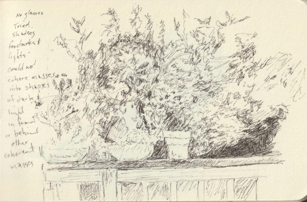 Vintage Sketch Book Series: Shading Study (August 2010)