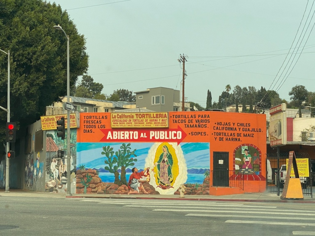 Street Photography: Fresh Tortillas