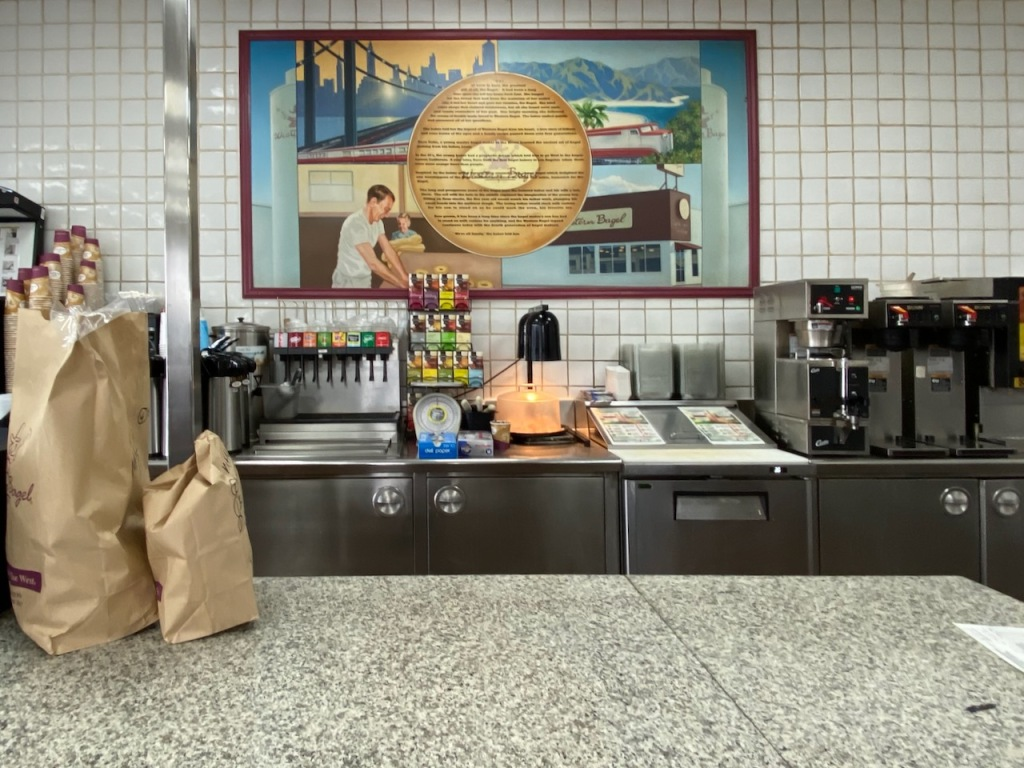 Street Photography: The Bagel Goes West - A Pictorial History