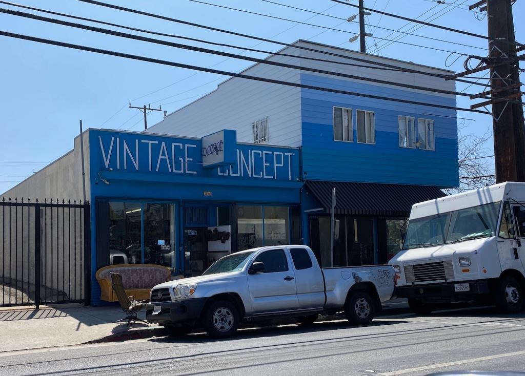Street Photography: Vintage Store