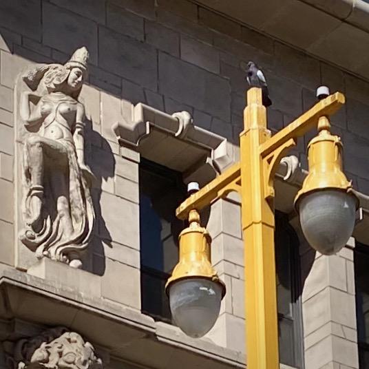 Street Photography: Street Bulbs